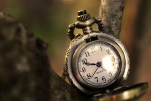 it's time by iAmoret
