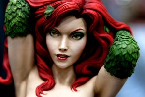 Poison Ivy Figure #1 by eastphoto99