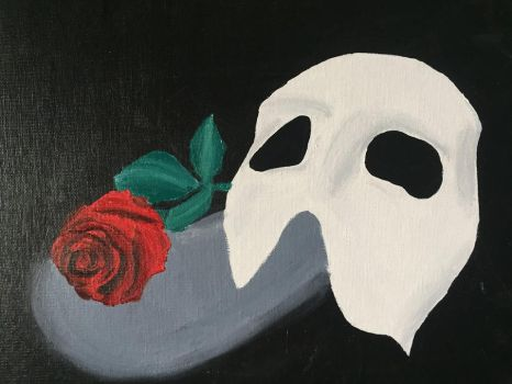 The Phantom of The Opera by sydneyhicks111