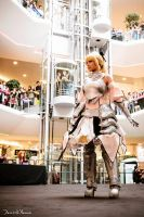 Cosplay Saber Lily - Fate Stay Night by MahoCosplay