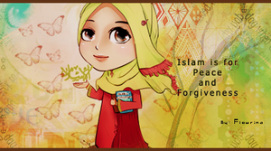 Islam is for Peace by hikare