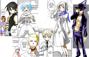 soul eater gender swap by strawberry-gurl