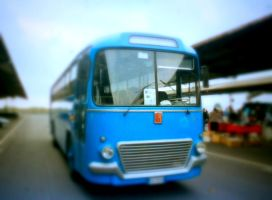 Old Bus by MonicaYar