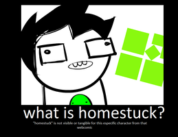 what is homestuck? by Pronoespro