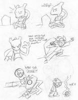 Mewtwo's Story by EnterPraiz