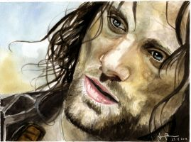 Aragorn, son of Arathorn by Essinvrok