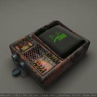 pip-boy 2000 v.2 by equilerex