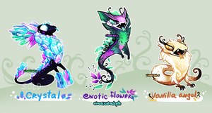 [OPEN 2/3] Adopt Auction by visualkid-adopts