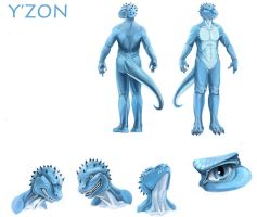 Yzon Reference by ALRadeck