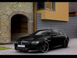 BMW M6 JM Edition. by john-mac-design