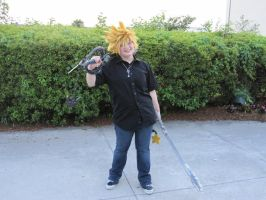 Guess I'm more like Sora than I thought... by Leioll