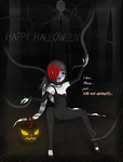 Nowhere to Run on All Hallows' Eve by Zion2