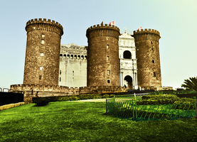 Casttle by chakibs