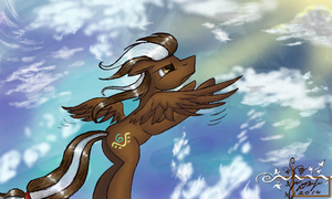 Conqueror of the Wind by IoannTulynkin