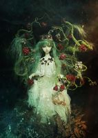 In the dark wood IV by chinhy-sou