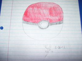 Pokeball by SonicAmp