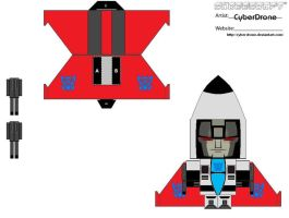 Cubee - Ramjet '2of2' by CyberDrone