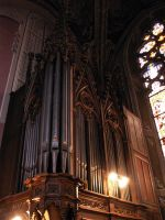 Latin Cathedral - pipe organs by kwizar