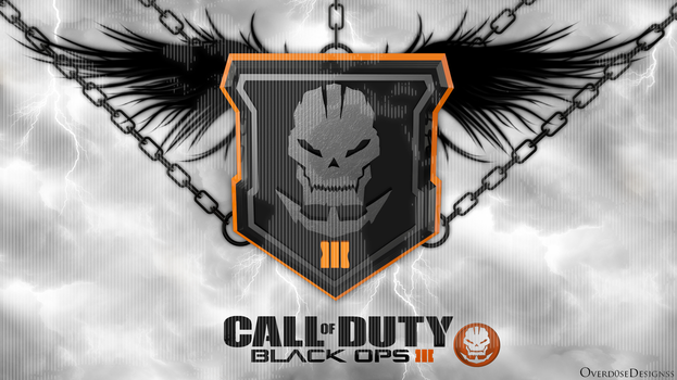 Call OF Duty Wallpaper Template (Description) by overd0sedesignssss