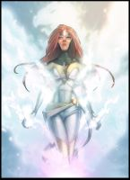 Phoenix of White COLOR by vest