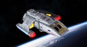 Runabout Lenne by thefirstfleet