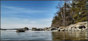 Finnish Spring IV by Arawn-Photography
