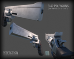 Perfection Tier 3 Handgun by Capai