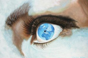 WORLD VIEW by Mendrinos