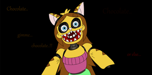 Five nights at Sylly's (COLLAB) by DoubleSNL