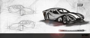 bmw concept test by TearsOfry