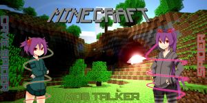 Minecraft Mob Talker (Spider and Cave Spider) by AnimeOtakuDubsteper