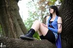 Rinoa - Thinking about you by SoraPilzi