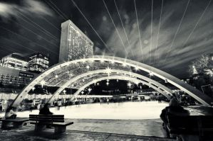 Nathan Phillips Square by rh89