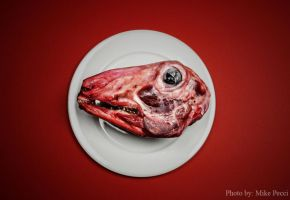 Fear Campaign - The Goats Head by MikePecci