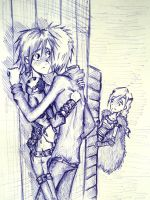 yaoi fangirls are everywhere(NSFW challenge d16) by UkeHicForEva