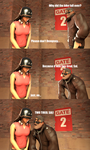 The Punny Soldierboy #1 by googlygazer