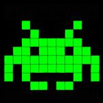 Space Invaders Enemy type 1 by Maleiva