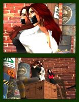 Gag Order page 1 by EthereaS