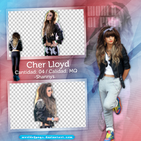 Pack Png 522 - Cher Lloyd by worldofpngs