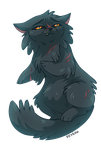 Yellowfang -WIGGLE WIGGLE by Feyrah
