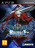 BlazBlue Continuum Shift cover by FlashFumoffu