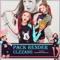 Pack render - Ulzzang by Jin306