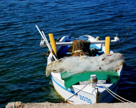 Boat by Anchi3