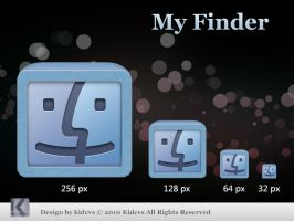 My Finder Icon by kidcvs