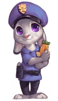 Kid Judy by Legacy350