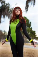 Jean Grey Cosplay, X-Men Revolution by firecloak