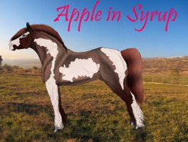 SS Apple in Syrup by SweetStreamStables