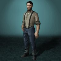 BioShock Infinite Burial at Sea 2 Atlas by ArmachamCorp