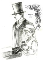 Professor Layton by hagridR