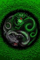 Green.Dragon.Saturated by mortikye